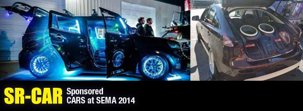 SEMA 2014 CARS